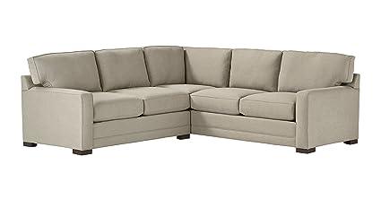 Charmant Stone U0026 Beam Dalton Transitional Sectional Sofa, 98.5u0026quot; ...