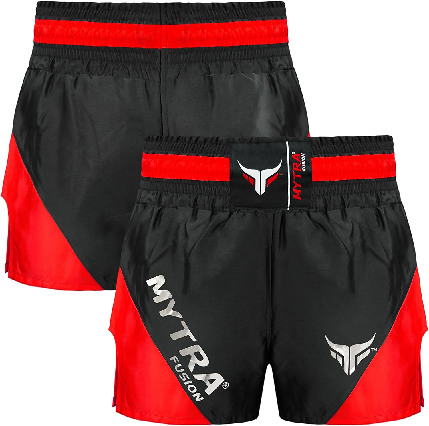 Mytra Fusion Pro Boxing Shorts Combat Shorts for Boxing and MMA
