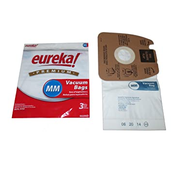Amazon.com: Eureka Vacuum Bags For Eureka Bagged 3 / Box ...