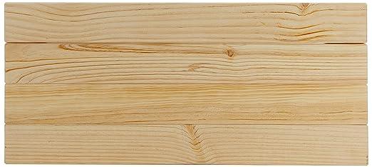 Lufe Testa 4 Cabecero de Pared, Madera, Blanco nórdico, 160x4x44 cm: Amazon.es: Hogar