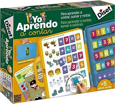 Diset - Yo aprendo a contar, (ref. 63714): Amazon.es: Juguetes y juegos