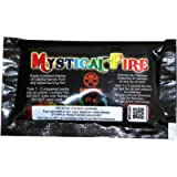 Mystical Fire Flame Colorant Vibrant Long-Lasting Pulsating Flame Color Changer for Indoor or Outdoor Use 25 g Packets…
