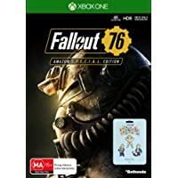 Fallout 76: S.*.*.C.*.*.L. Edition (Exclusive to Amazon AU) (Xbox One)