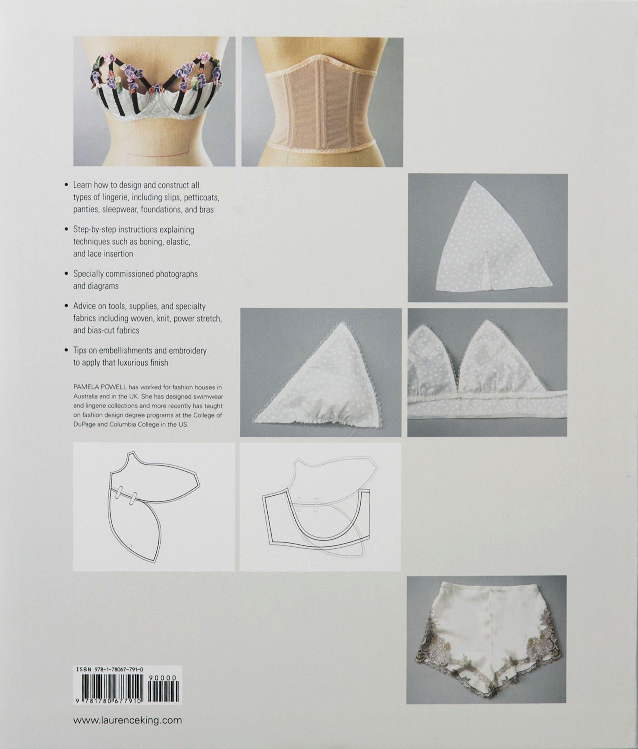Lingerie Design A Complete Course Powell Pamela 9781780677910 Amazon Com Books