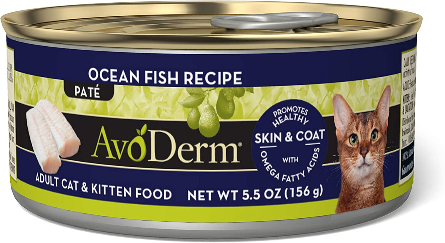 AvoDerm Natural Grain Free Ocean Fish & Chicken