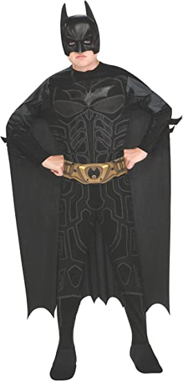 Disfraz infantil de Batman el Caballero Oscuro (talla Small 3-4 ...