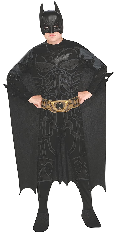 Batman Dark Knight Rises Child's Batman Costume with Mask and Cape