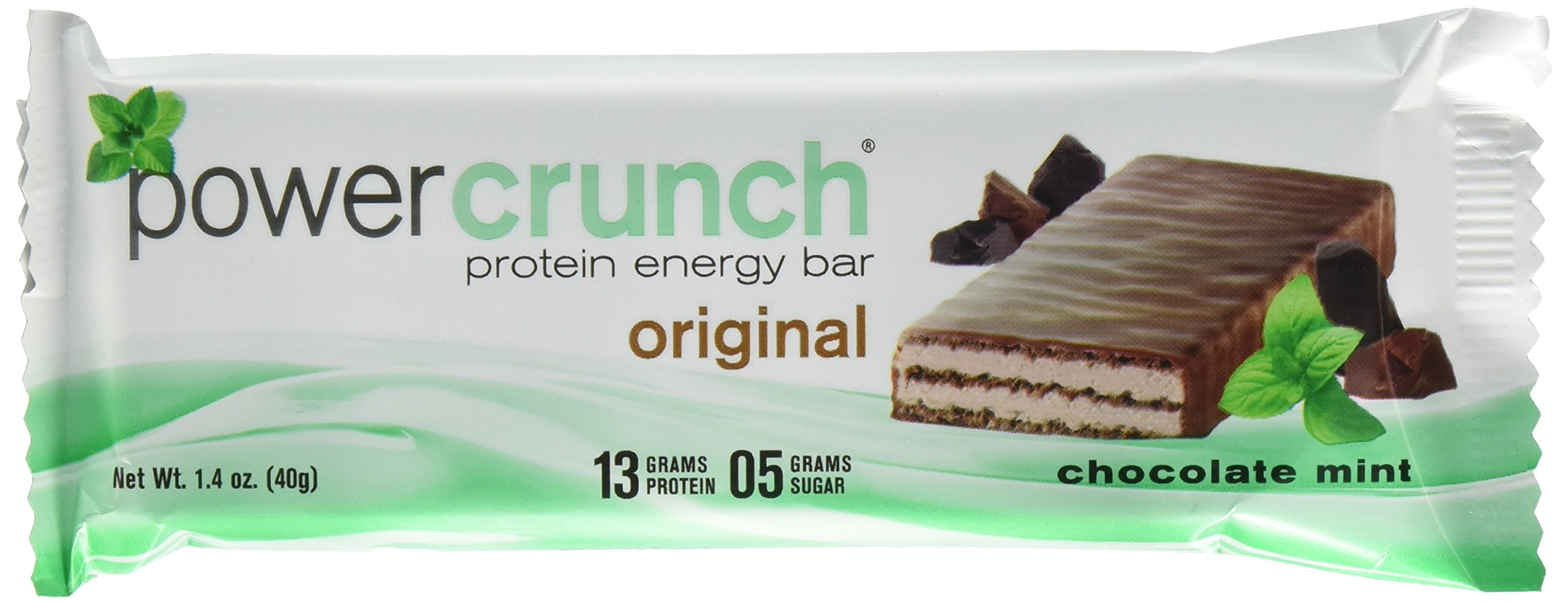 Amazon Com Power Crunch Protein Energy Peanut Butter Fudge Butter