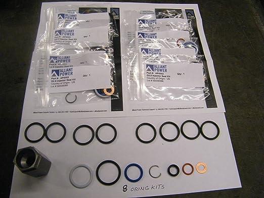 6.0L Ford Powerstroke High Pressure Oil Rail VT365 ICP Leak Repair Tool w//orings