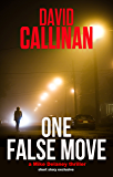One False Move: (a gripping Mike Delaney action suspense thriller)