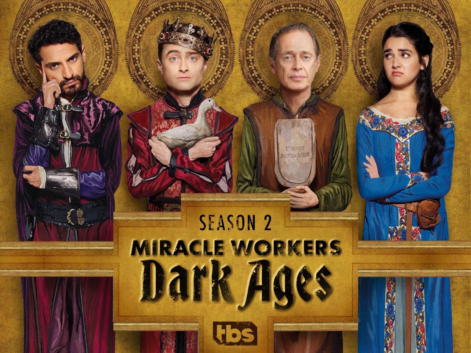 Watch Miracle Workers Season 20   Prime Video