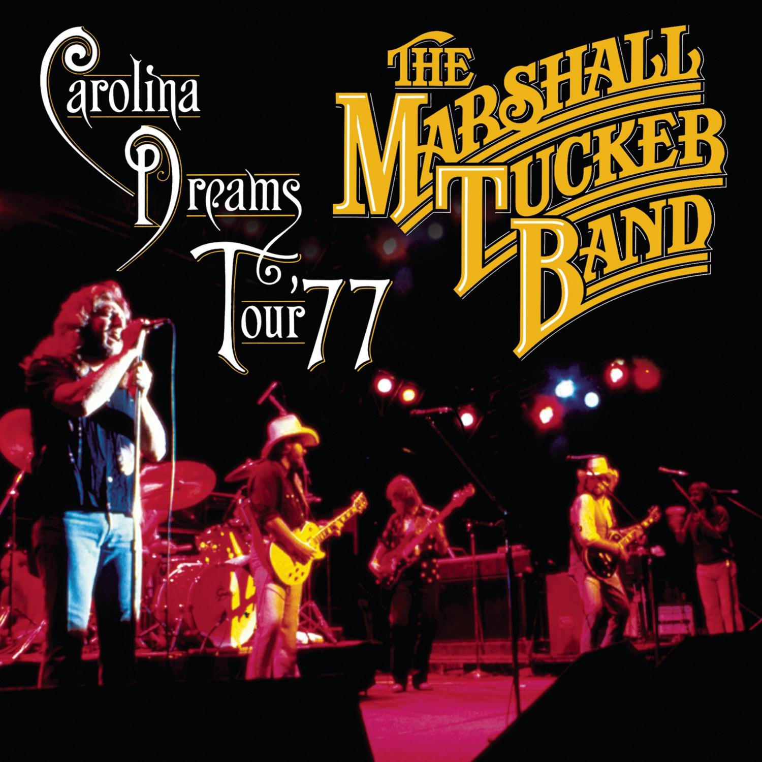 The Marshall Tucker Band: Carolina Dreams - Tour 77 (DVD + CD) by Shout Factory