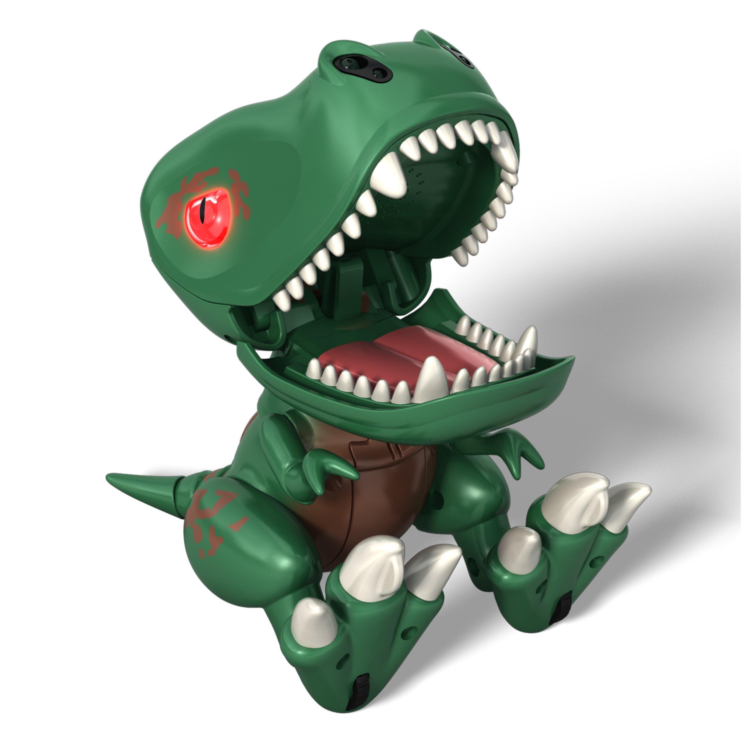 Zoomer Chomplingz – Z-Rex Interactive Dinosaur by zoomer (Image #7)