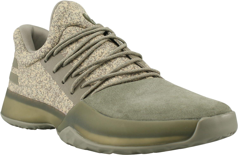 Adidas Harden Vol 1 Herren-Basketball Turnschuhe/Schuhe Khaki