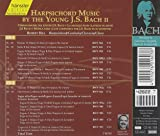 Bach: Harpsichord Music by the Young J. S. Bach, II (Edition Bachakademie Vol 103) /Hill