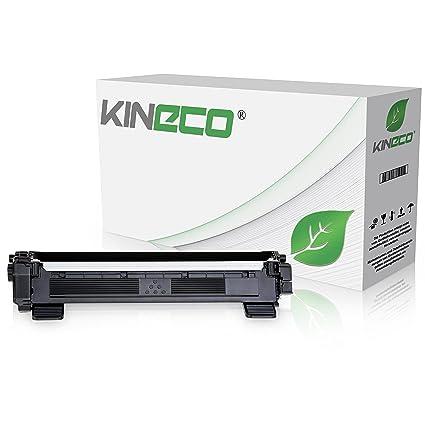 Kineco Toner kompatibel für Brother TN1050 TN-1050 für Brother DCP-1512, MFC-1810, HL-1112, DCP-1510, HL-1110 R, MFC-1815 - Schwarz 1.500 Seiten