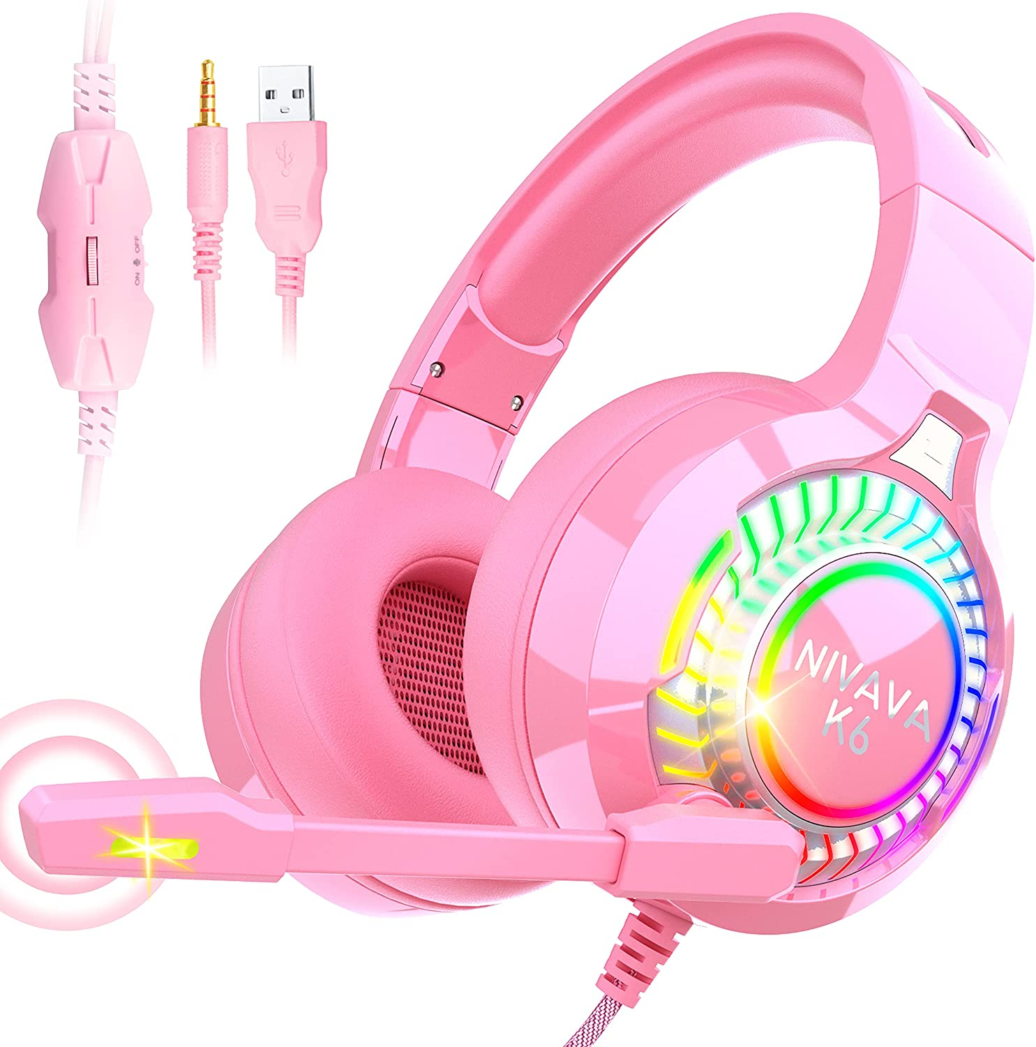 The Best Pink Gaming Headset