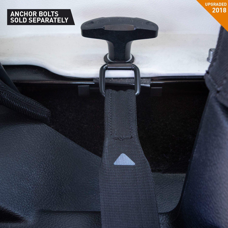 JK//JKU//JL//JLU Anchor 6-Pack Designed in USA /… GPCA Tie-Down Anchor//T-Handle Quick Removal Thumb Screw Bolts Set for Jeep Wrangler JL//JLU//JK//JKU Hard Top Cargo Deck
