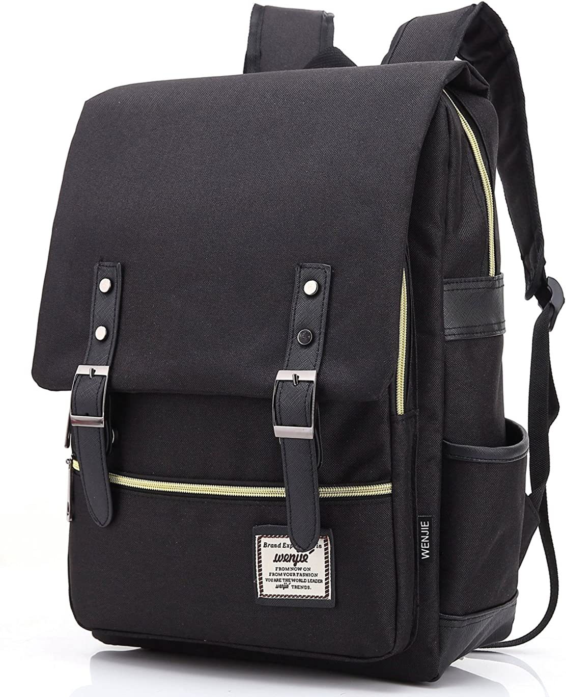 Mn&Sue UnisexCasualDayback College SchoolBag RucksackStudent Laptop Backpack