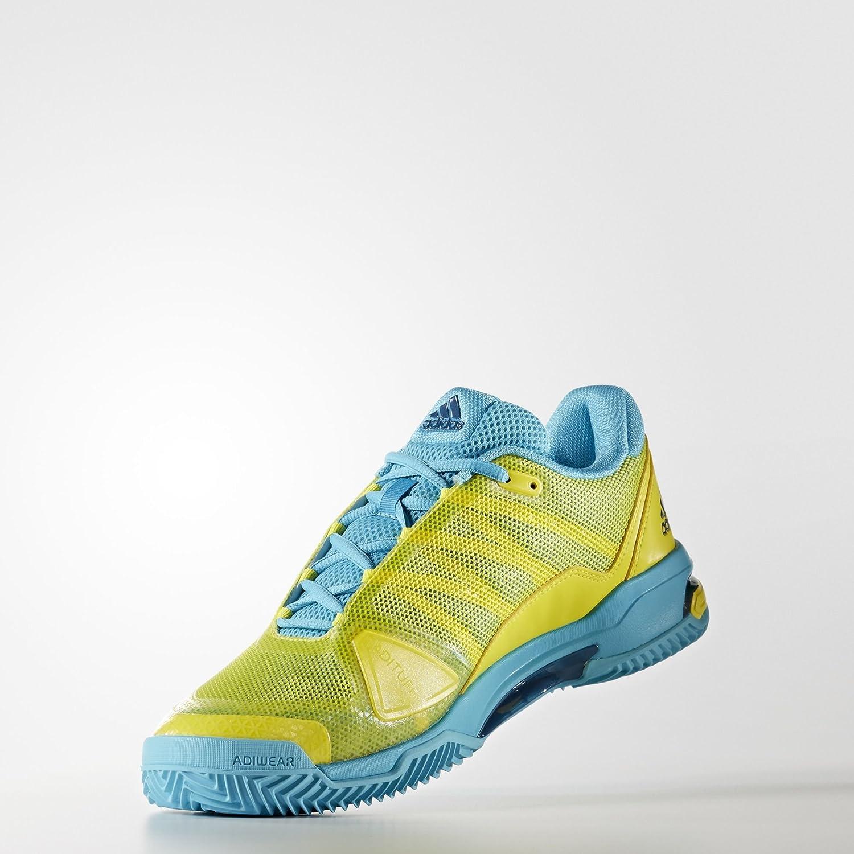 Adidas - BB3403 - Barricade Club - Zapatillas Tenis/Padel (44.5): Amazon.es: Zapatos y complementos