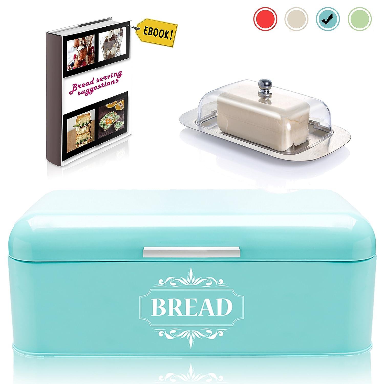 shop amazon com bread boxes