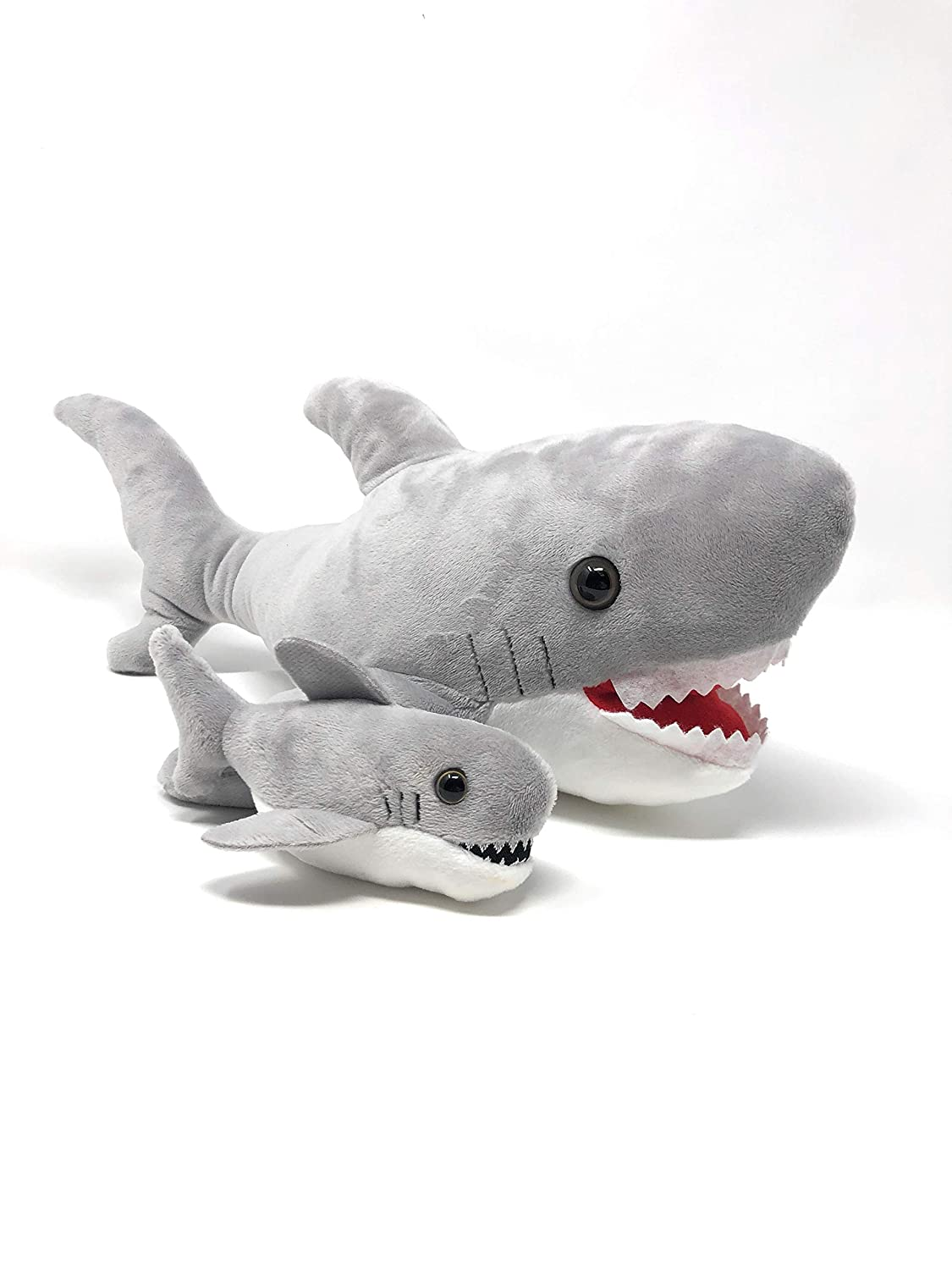 "14"" Shark Stuffed Animal 