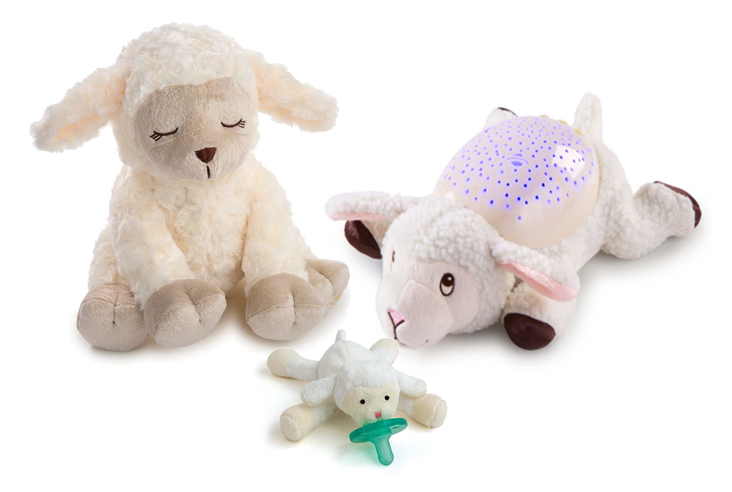 Summer Infant Soothing Lights and Sounds Sleep Machine Set, Little Lamb