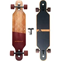APOLLO Longboards for Professionals and Beginners; Longboards for Kids, Teens and Adults; Freeride Skateboard Cruiser…
