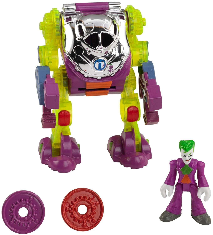 Imaginext DC Gotham City Collection Exclusive Vehicle The Joker Suit by DC Comics