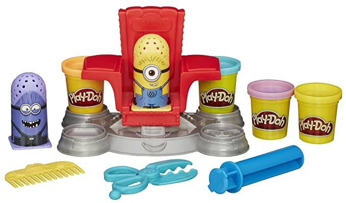 a5c016276 Amazon.com  Play-Doh Disguise Lab Featuring Despicable Me Minions  Toys    Games