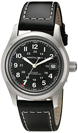 03ce24024881 Image Unavailable. Image not available for. Color  Hamilton Men s H70455733 Khaki  Field Watch