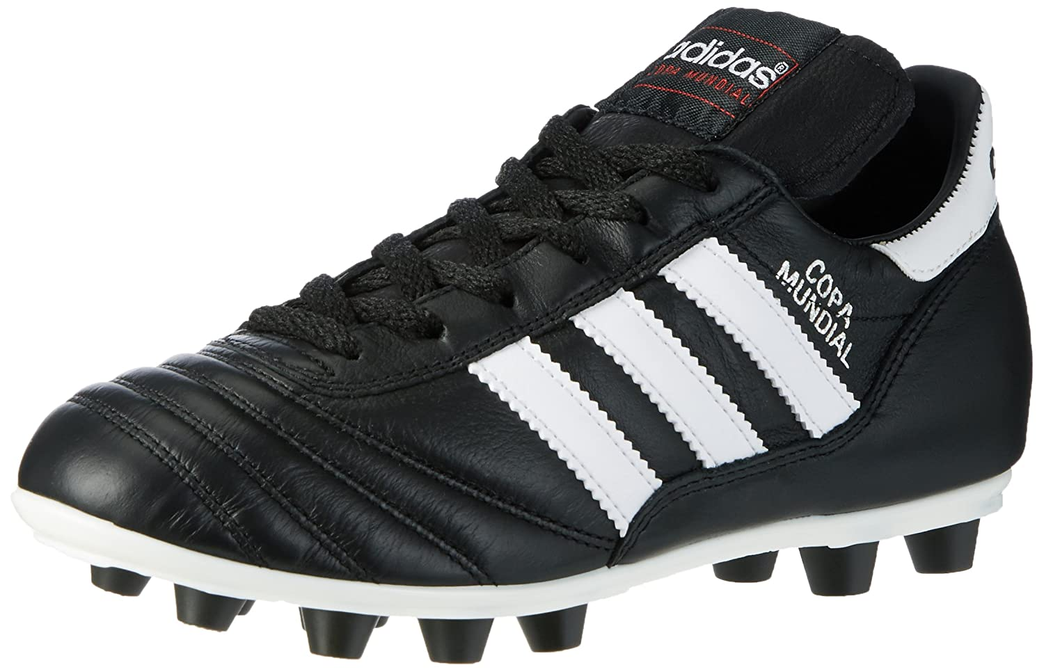 adidas Performance Men's Copa Mundial Soccer Shoe B000OWJJ7O 4 D(M) US|Black/White/Black