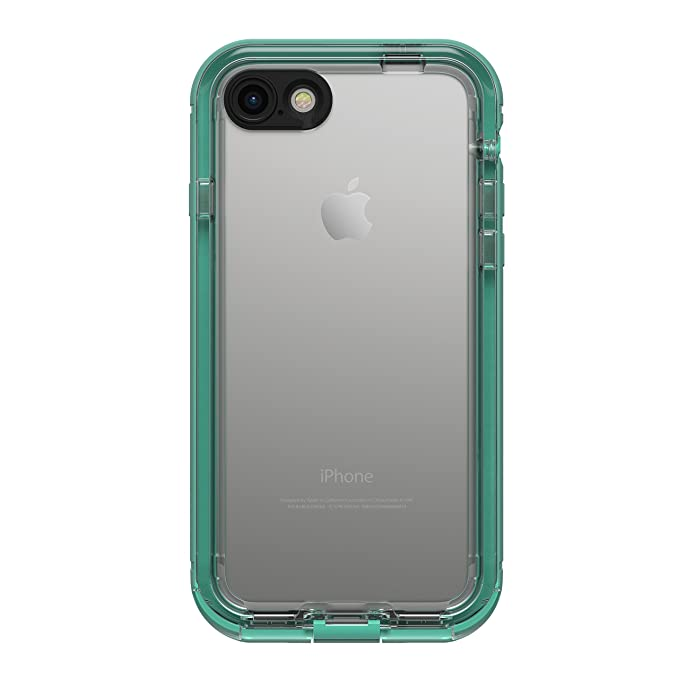 Amazon.com  LifeProof NÜÜD SERIES Waterproof Case for iPhone 7 (ONLY) -  Retail Packaging - MERMAID (SOFT MINT TALISIDE TEAL CLEAR)  Cell Phones    ... 4aa2d64b3