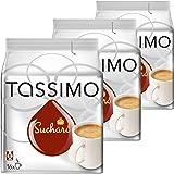 Tassimo Suchard Especialidad de Cacao, Paquete de 3, 3 x 16 T-Discs