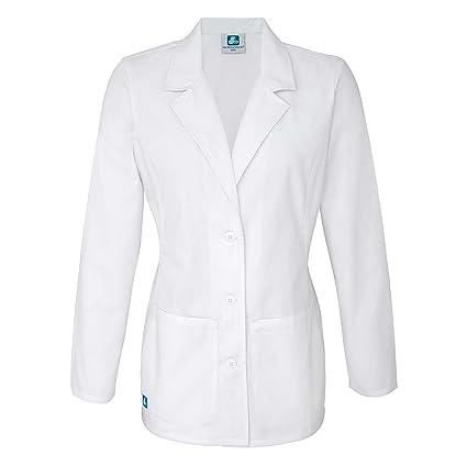 Adar Bata Médica de Laboratorio para Mujeres, Doctoras y Científicos: Amazon.es: Ropa y accesorios