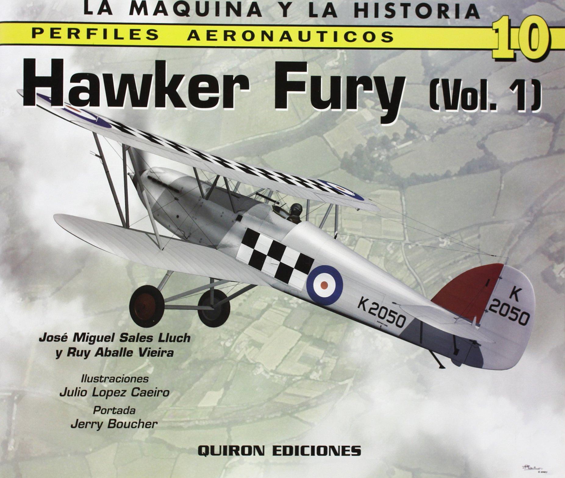 Hawker Fury, Vol. 1 (English and Spanish Edition) pdf epub