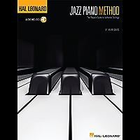 Hal Leonard Jazz Piano Method book cover