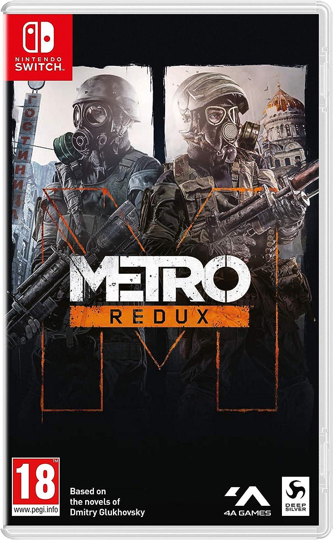 Metro Redux - Nintendo Switch [Importación inglesa]: Amazon.es ...