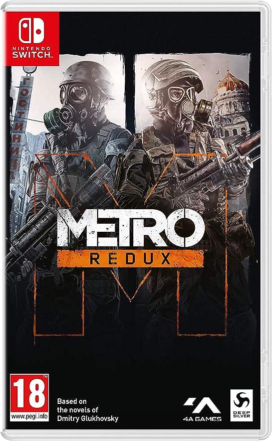 Metro Redux - Nintendo Switch [Importación inglesa]: Amazon.es: Videojuegos