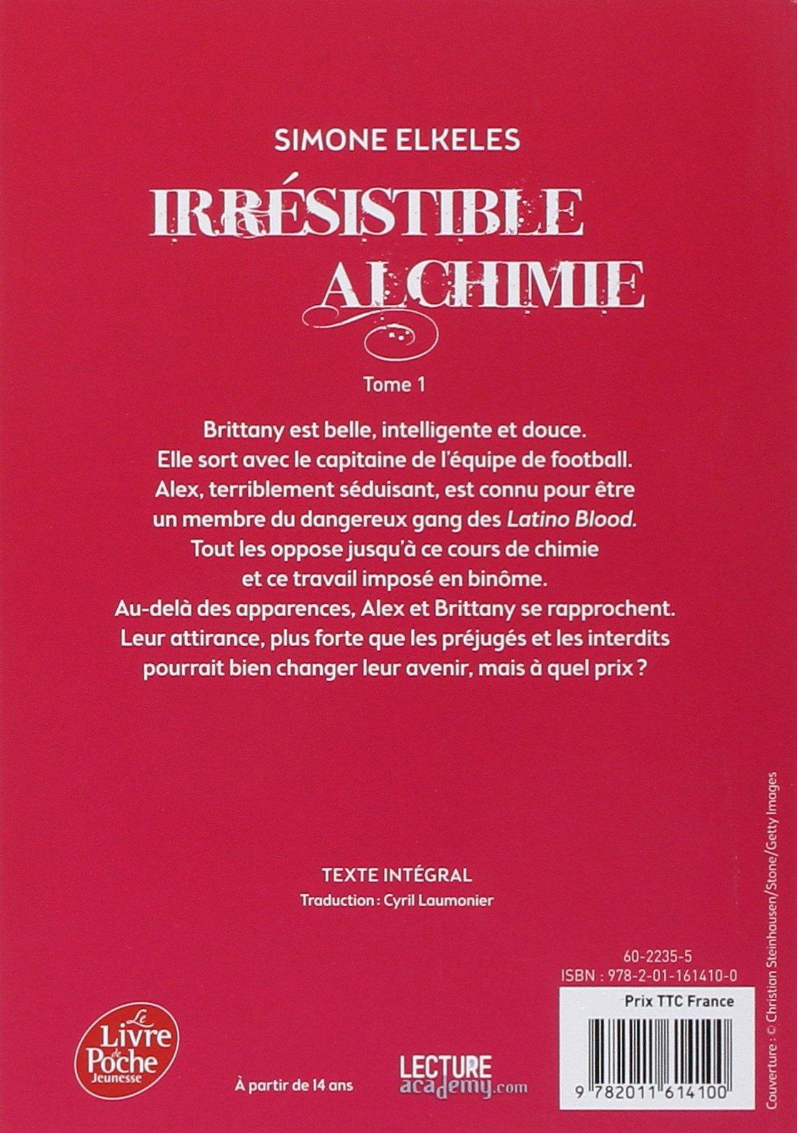 IRRESISTIBLE ALCHIMIE TÉLÉCHARGER