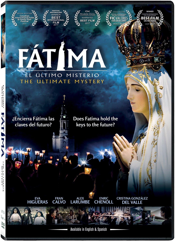 DVD : Fatima: The Ulitmate Mystery (DVD)