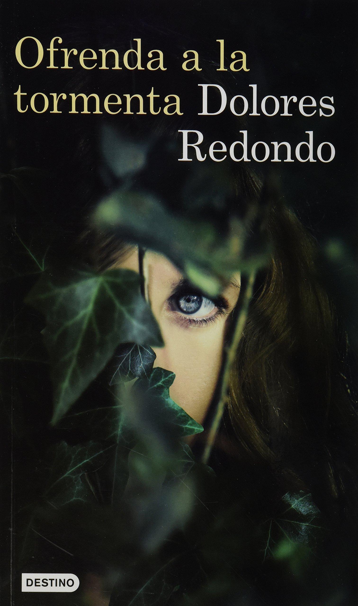 Ofrenda a la tormenta (Trilogia Del Baztan): Amazon.es: Redondo ...
