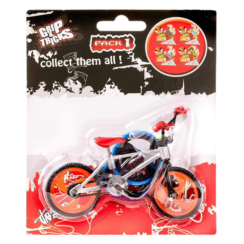 Grip&Tricks - Finger BMX - Mini BMX Freestyle Pack1 by Grip&Tricks