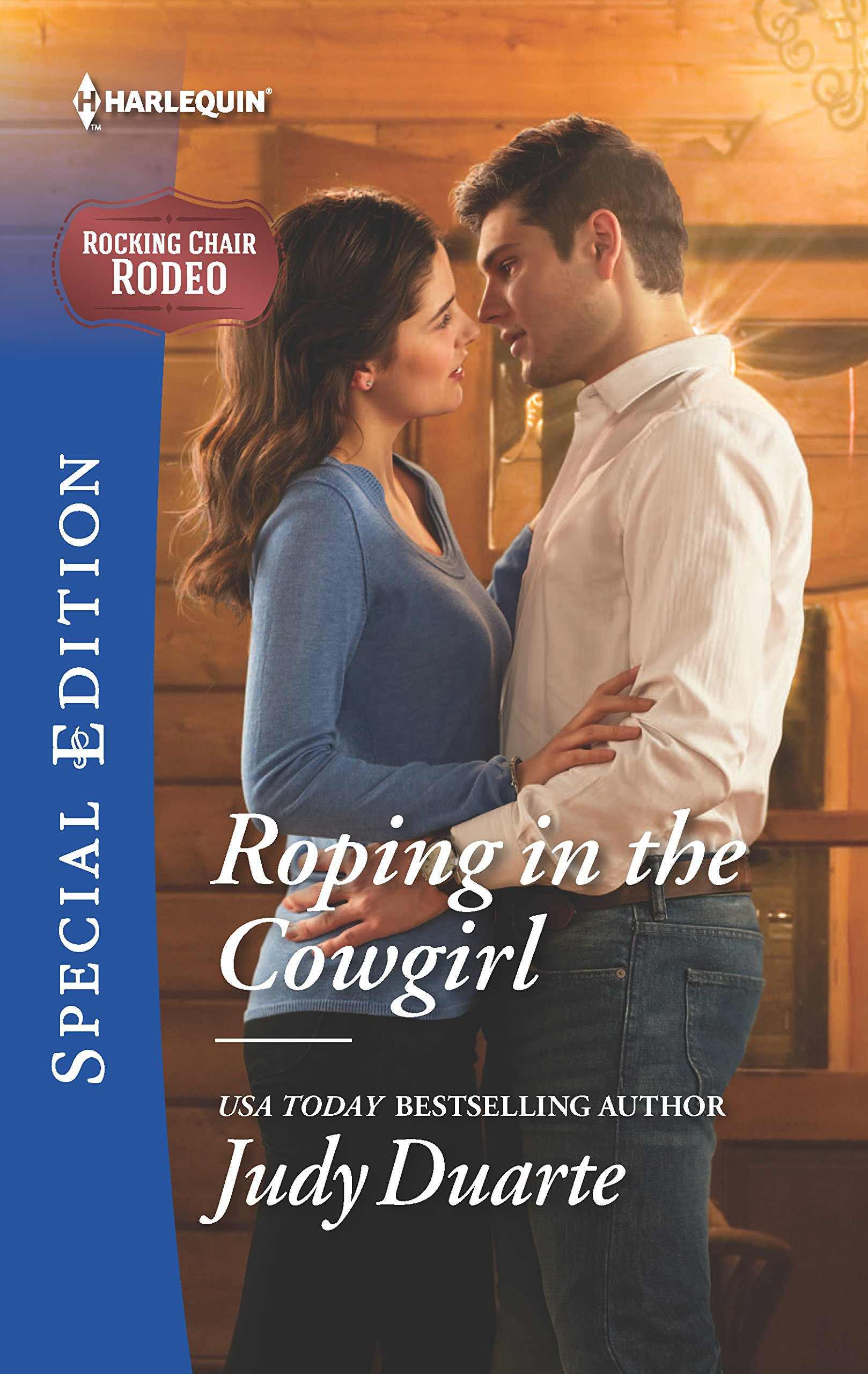 Download Roping in the Cowgirl (Rocking Chair Rodeo) ebook