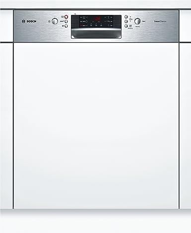 Bosch Serie 4 SMI46MS03E lavavajilla Semi-incorporado 14 cubiertos ...