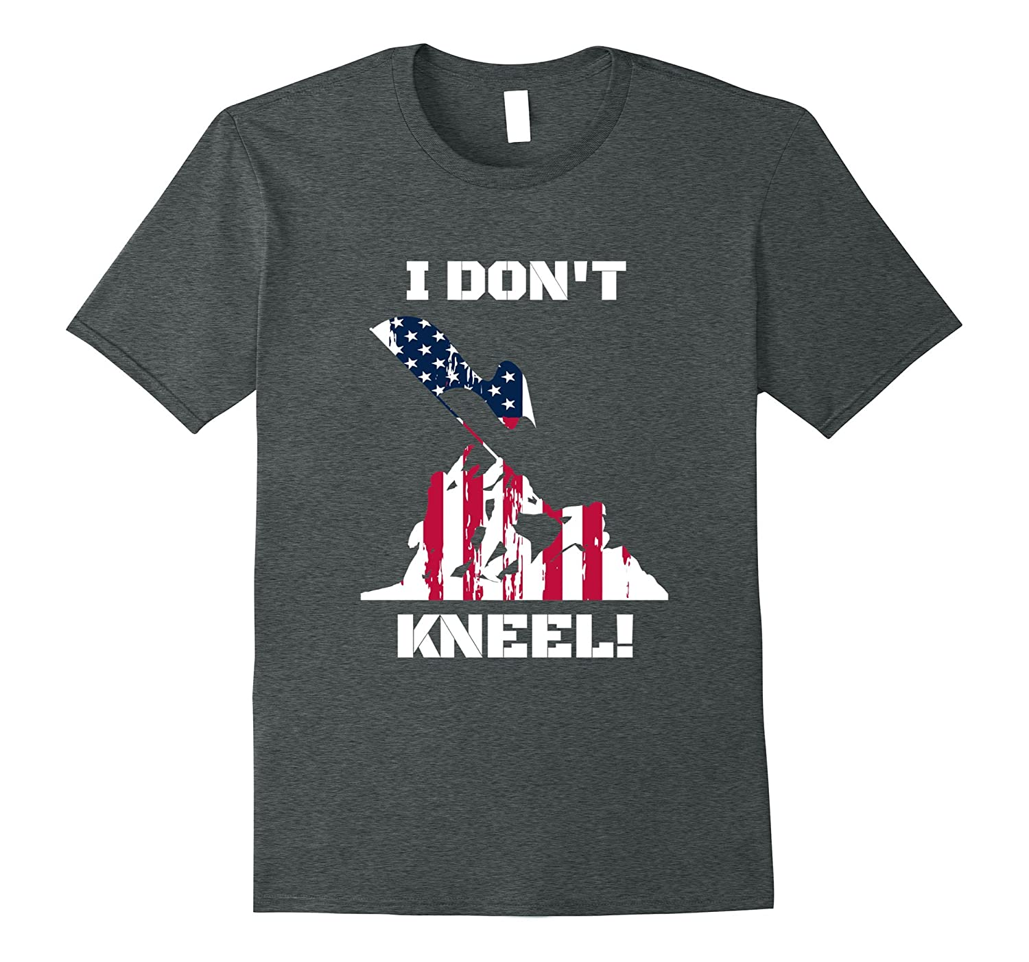 I DON'T KNEEL T-SHIRT-BN