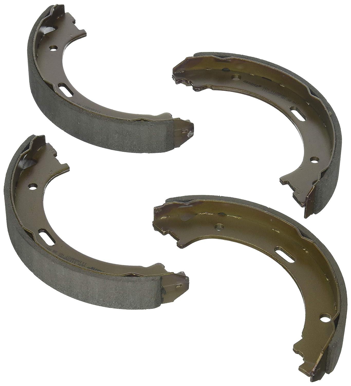 Centric Drum Brake Shoe 110.09190
