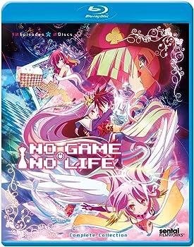 No Game No Life Blu-ray