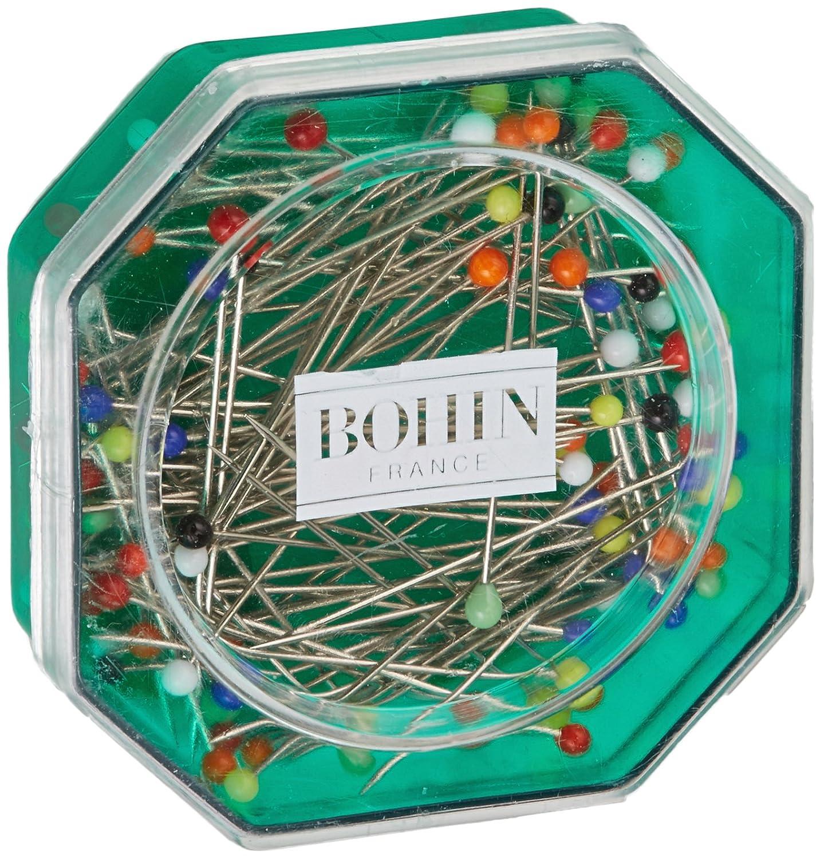 Bohin 26593 Straight Pin Size 28-1 3/4in 100ct Schmetz