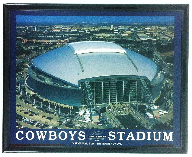 amazon com football dallas cowboys stadium framed print wall art amazon com football dallas cowboys stadium framed print wall art f7550a dallas cowboys picture of stadium posters prints